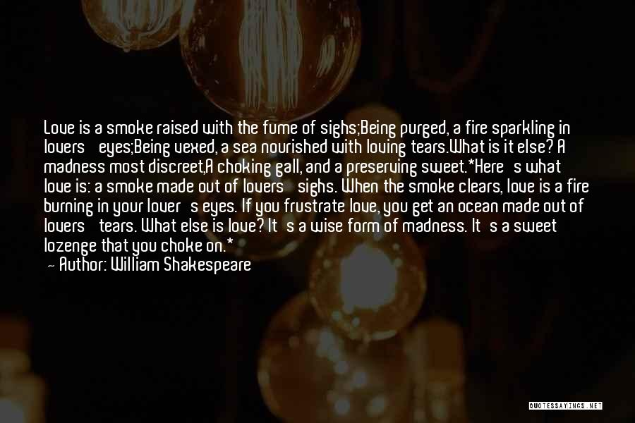 The Loving The Ocean Quotes By William Shakespeare