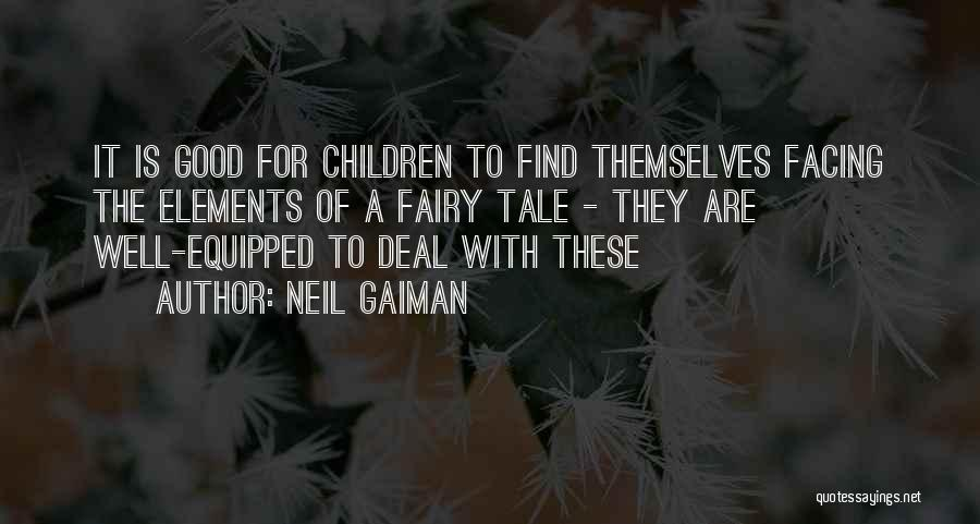 The Magic Of Childhood Quotes By Neil Gaiman