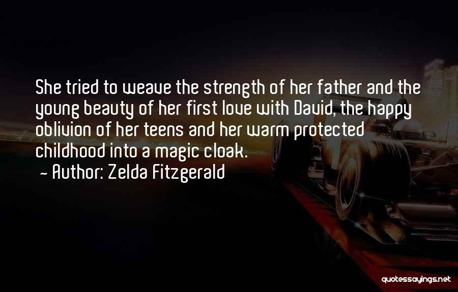 The Magic Of Childhood Quotes By Zelda Fitzgerald