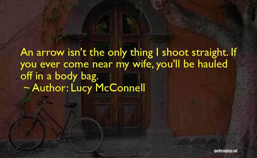 The Male Body Quotes By Lucy McConnell