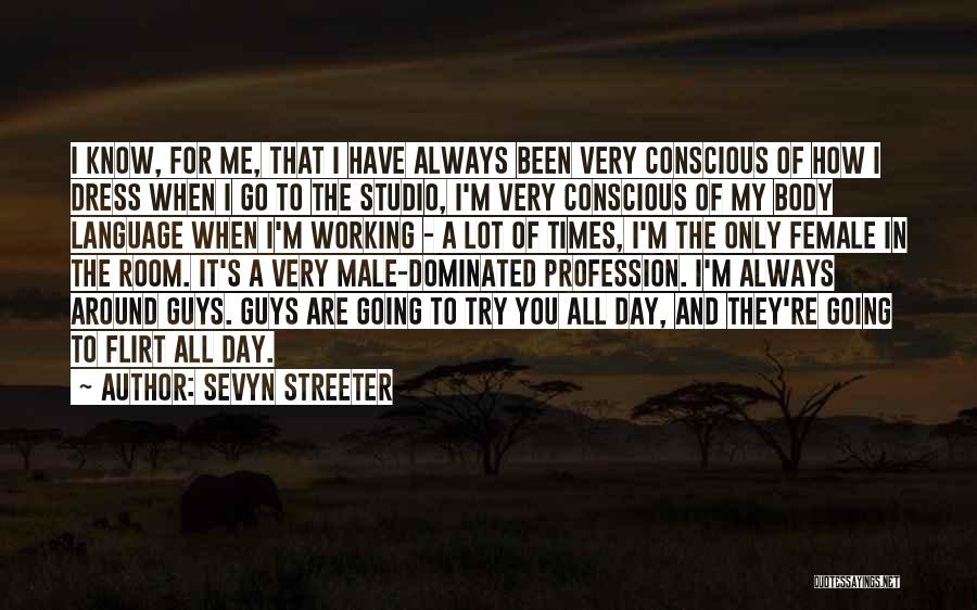 The Male Body Quotes By Sevyn Streeter