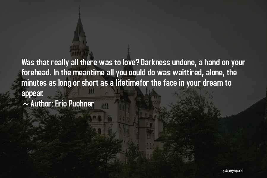 The Meantime Quotes By Eric Puchner