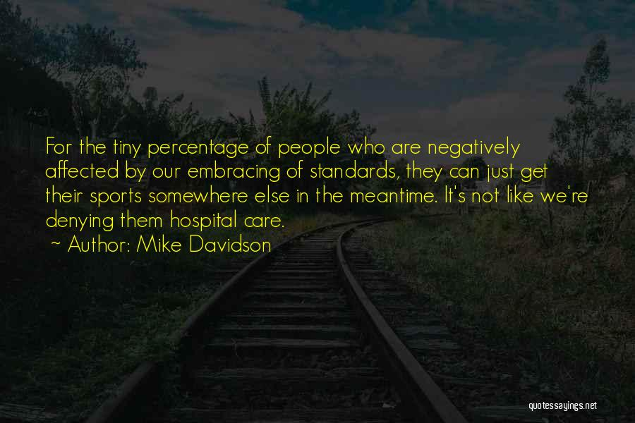 The Meantime Quotes By Mike Davidson