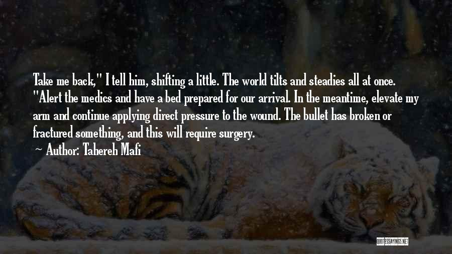 The Meantime Quotes By Tahereh Mafi