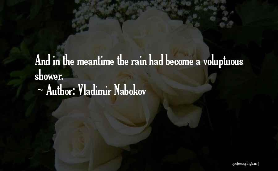 The Meantime Quotes By Vladimir Nabokov