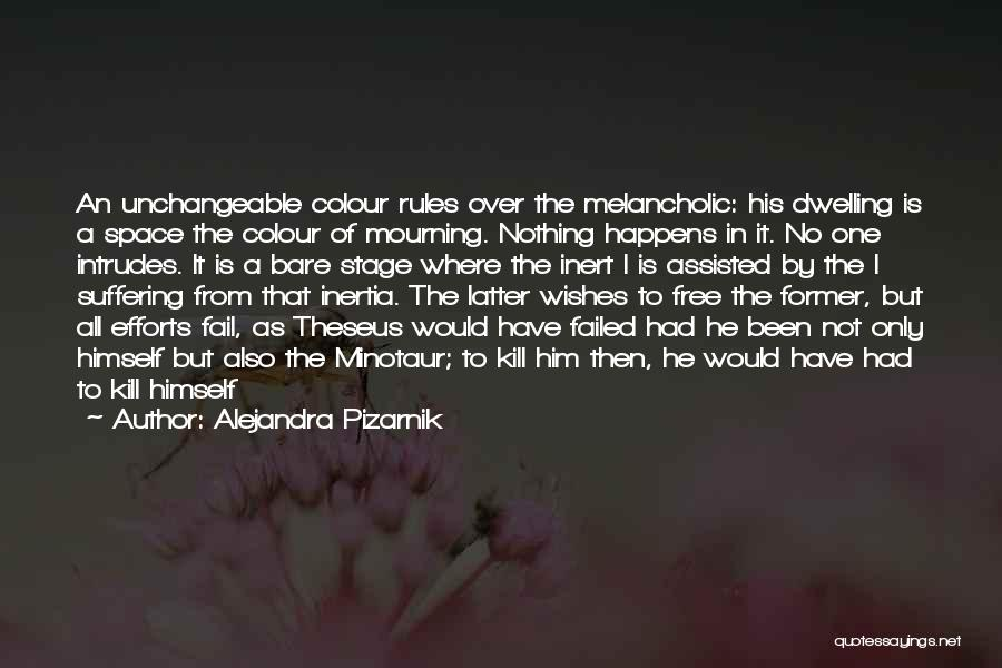 The Minotaur Quotes By Alejandra Pizarnik