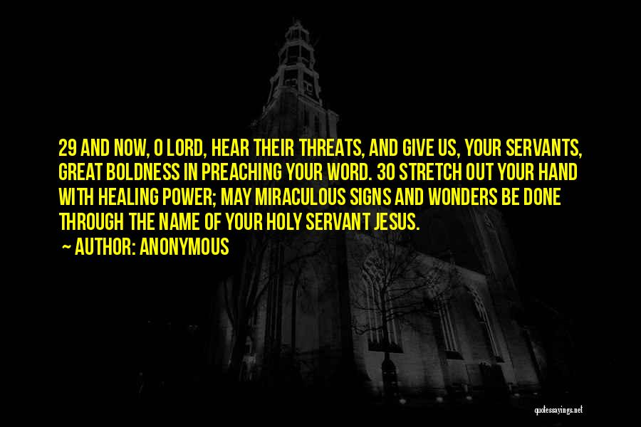 The Miraculous Quotes By Anonymous
