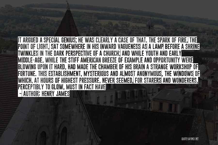 The Miraculous Quotes By Henry James