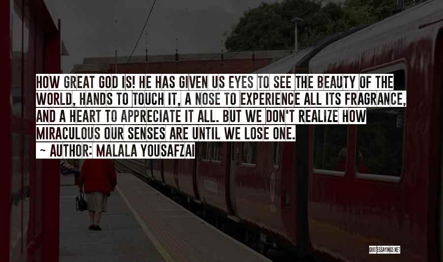 The Miraculous Quotes By Malala Yousafzai