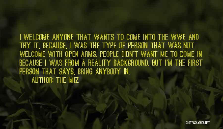 The Miz Quotes 242949