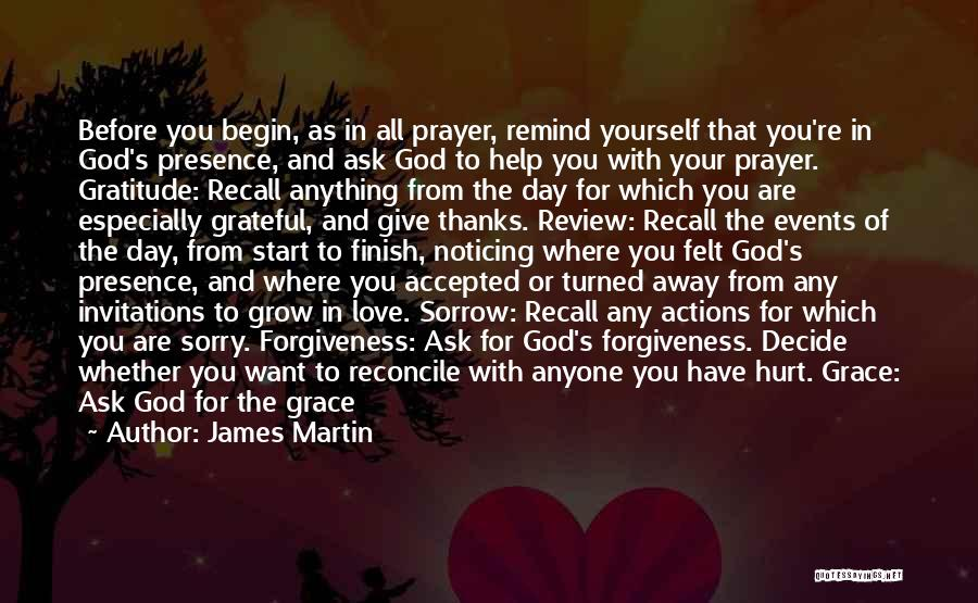 The More Love You Give Quotes By James Martin