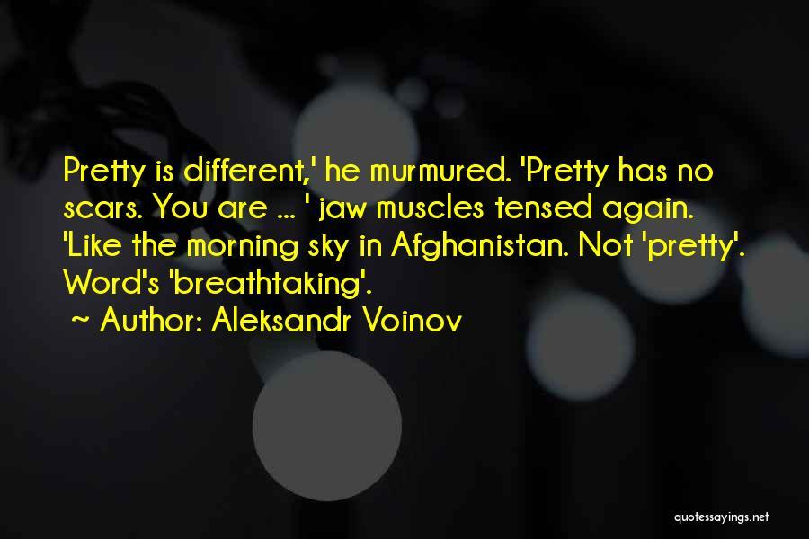 The Morning Sky Quotes By Aleksandr Voinov