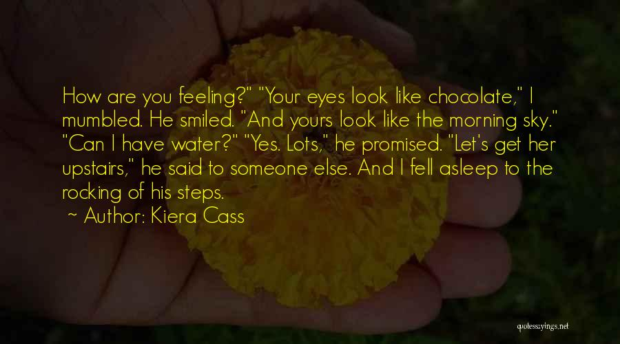 The Morning Sky Quotes By Kiera Cass