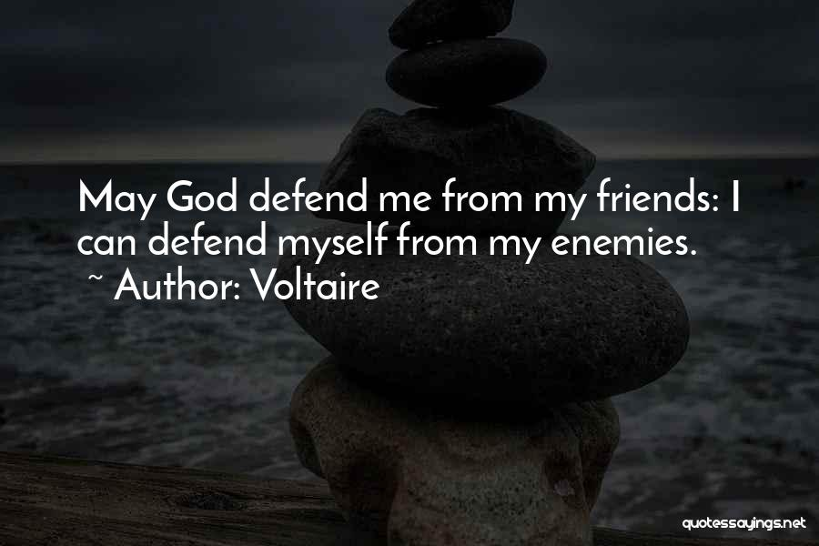 The Most Funny Friendship Quotes By Voltaire