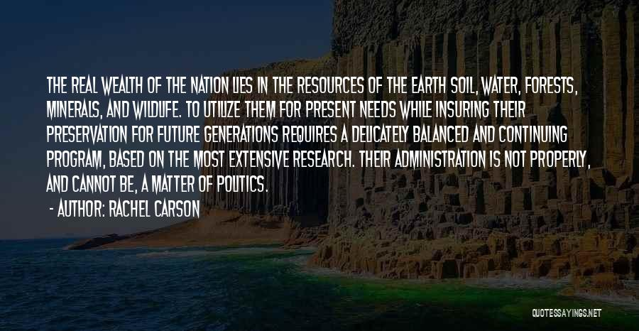 The Most Real Quotes By Rachel Carson