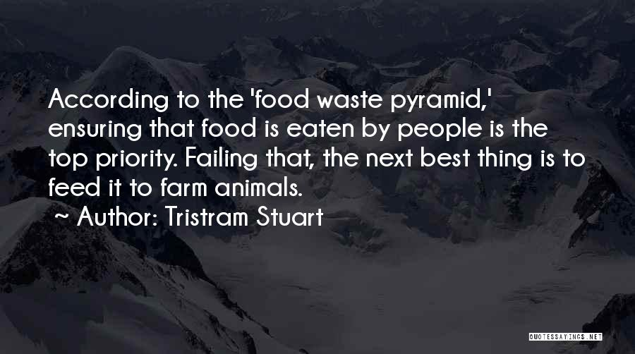 The Next Best Thing Quotes By Tristram Stuart