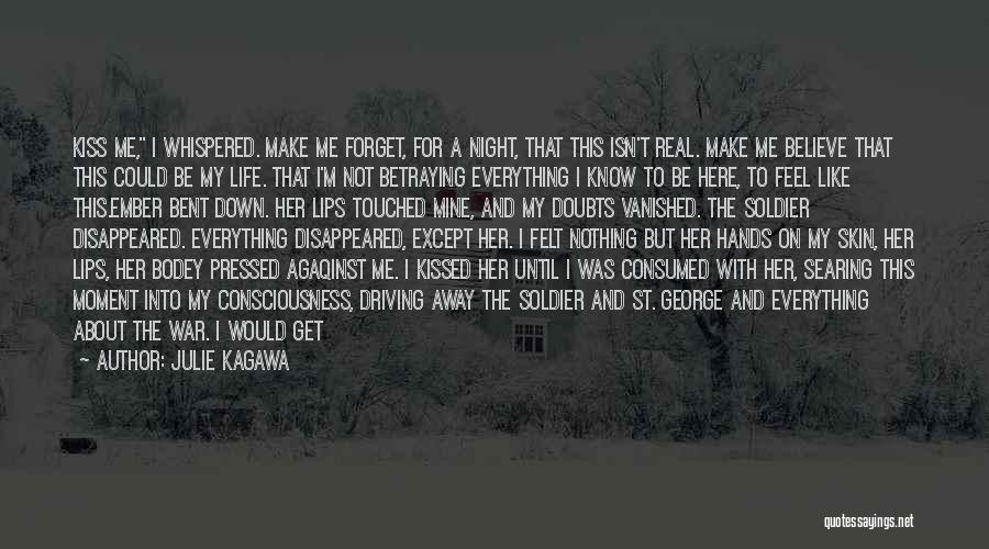 The Night She Disappeared Quotes By Julie Kagawa