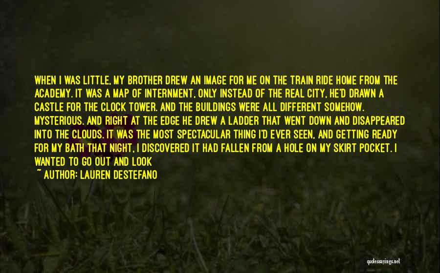The Night She Disappeared Quotes By Lauren DeStefano