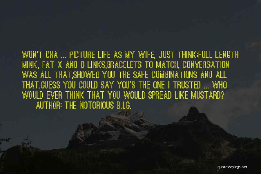 The Notorious B.I.G. Quotes 1023363