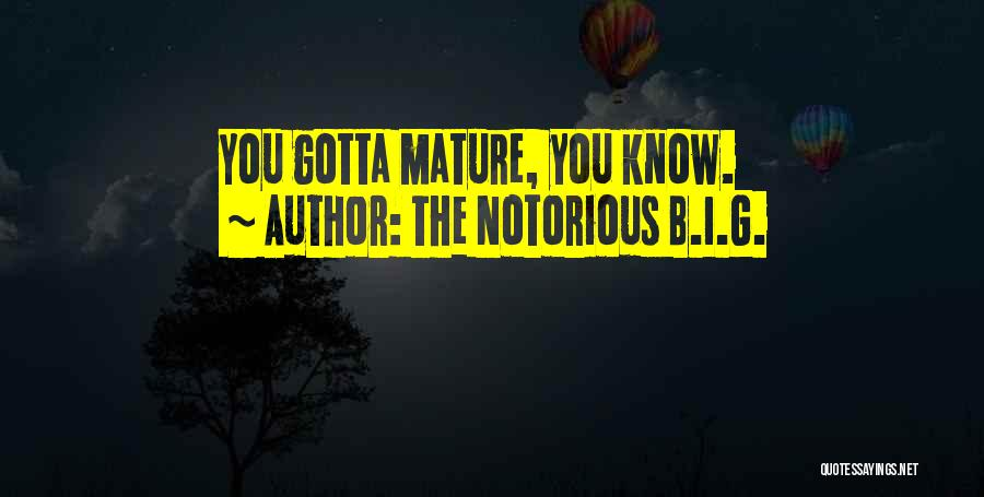 The Notorious B.I.G. Quotes 2122379
