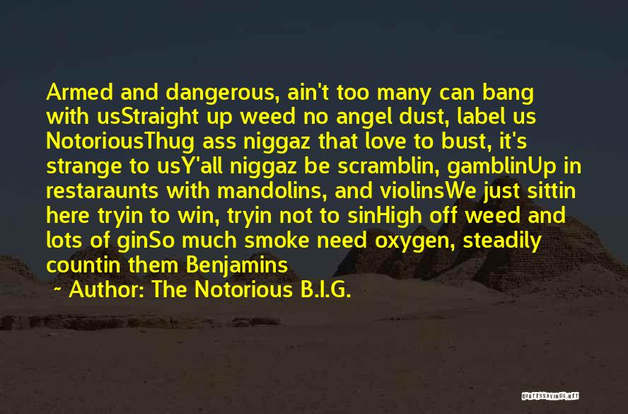 The Notorious B.I.G. Quotes 659071