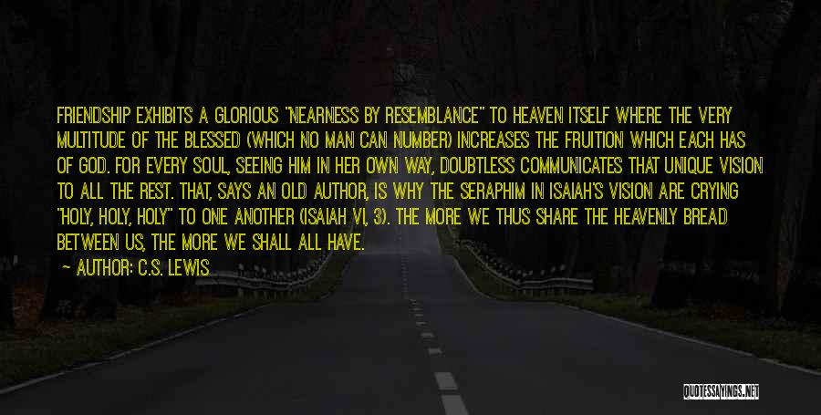 The Number 3 Quotes By C.S. Lewis