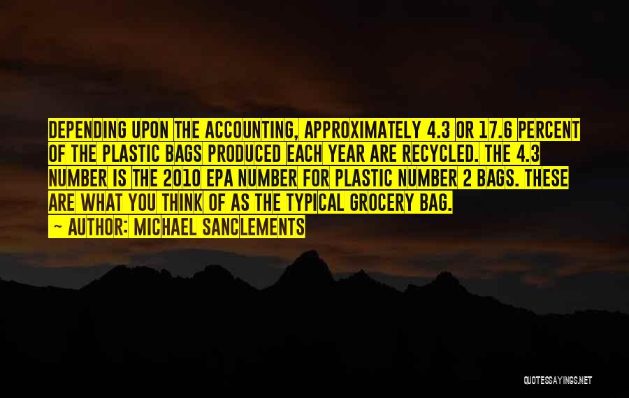 The Number 3 Quotes By Michael SanClements