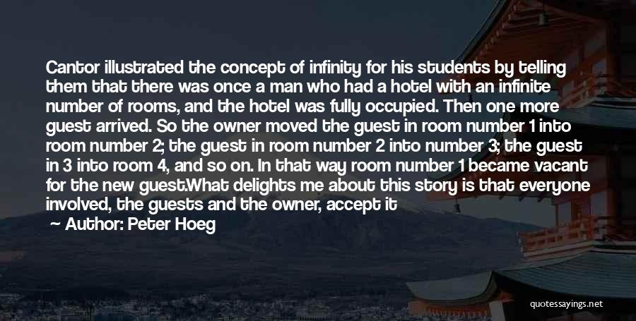 The Number 3 Quotes By Peter Hoeg