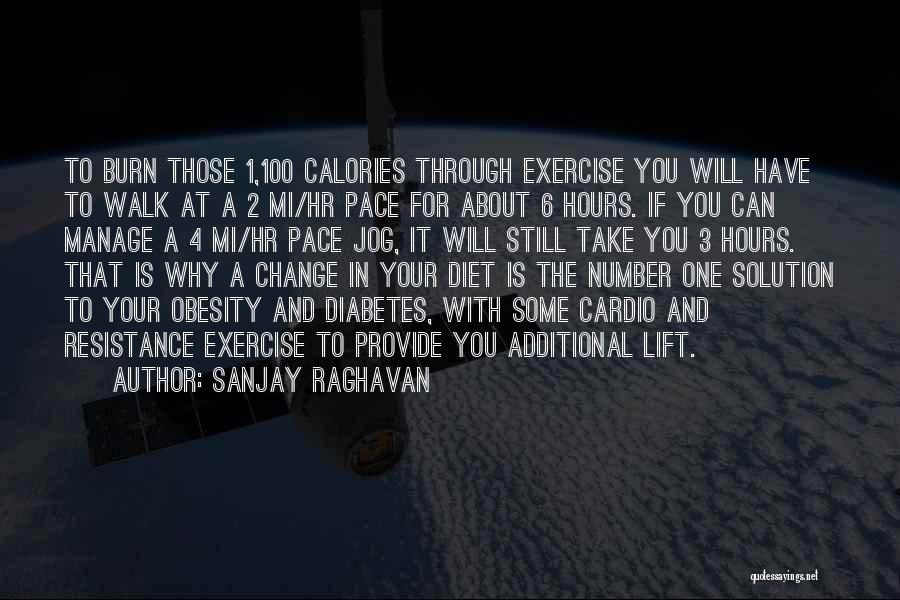 The Number 3 Quotes By Sanjay Raghavan