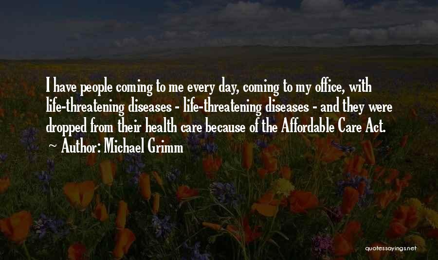 The Office Us Michael Quotes By Michael Grimm
