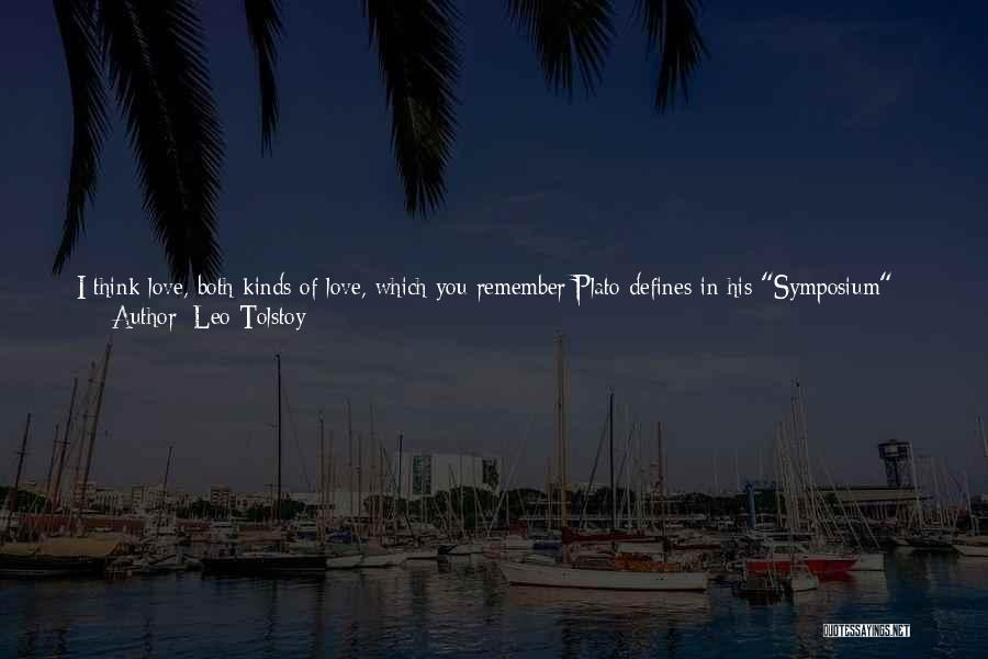The One You Need Quotes By Leo Tolstoy