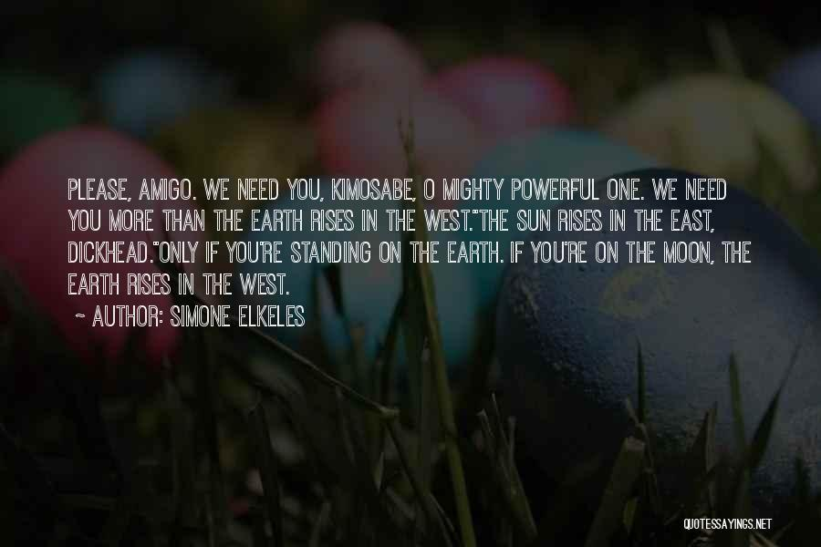 The One You Need Quotes By Simone Elkeles