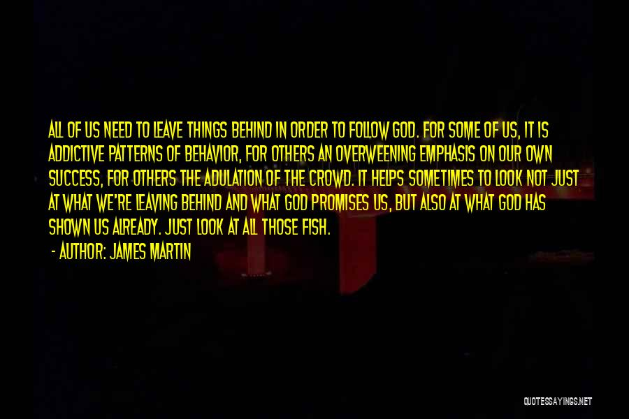 The Order Of Things Quotes By James Martin