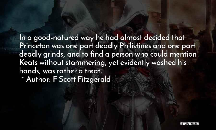 The Other Side Of Paradise Quotes By F Scott Fitzgerald