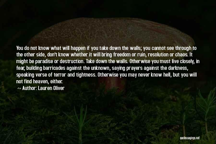 The Other Side Of Paradise Quotes By Lauren Oliver