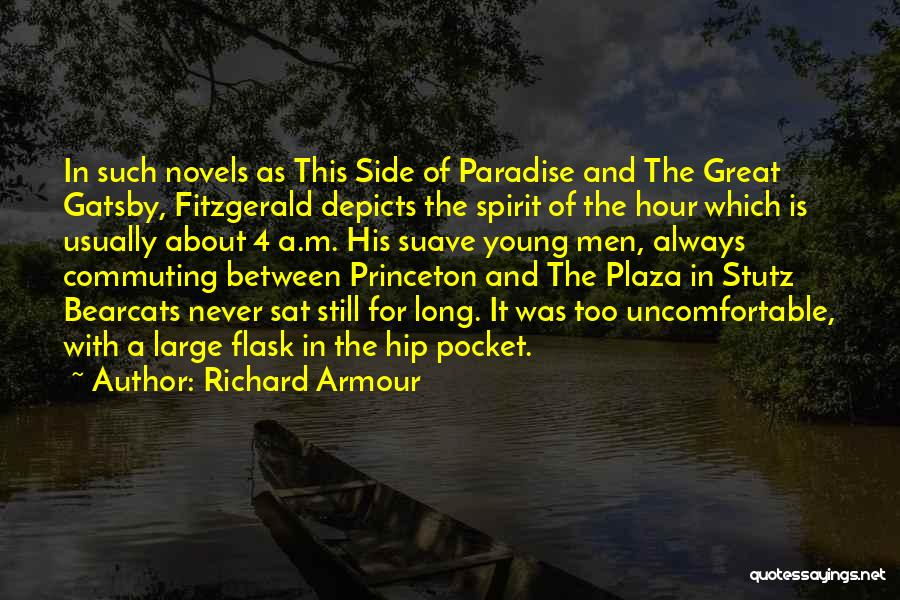The Other Side Of Paradise Quotes By Richard Armour
