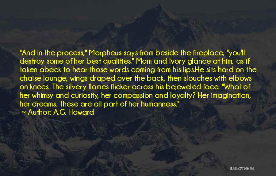 The Past Coming Back Quotes By A.G. Howard