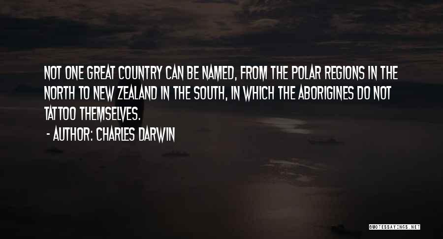The Polar Regions Quotes By Charles Darwin
