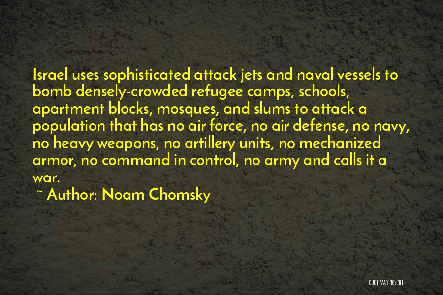The Population Bomb Quotes By Noam Chomsky