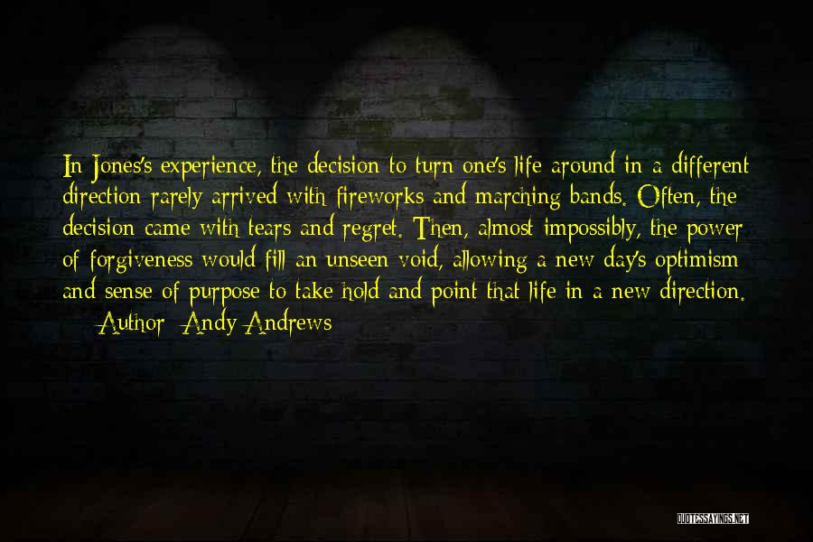 The Power Of Forgiveness Quotes By Andy Andrews