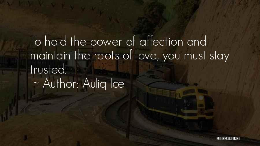 The Power Of Forgiveness Quotes By Auliq Ice