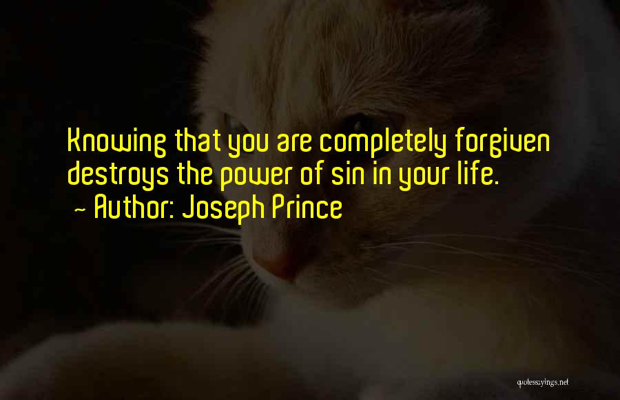The Power Of Forgiveness Quotes By Joseph Prince