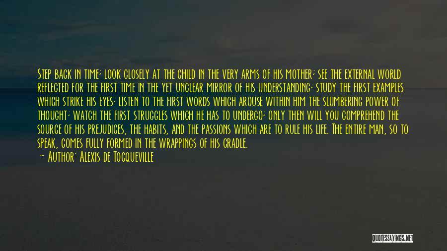 The Power Words Quotes By Alexis De Tocqueville