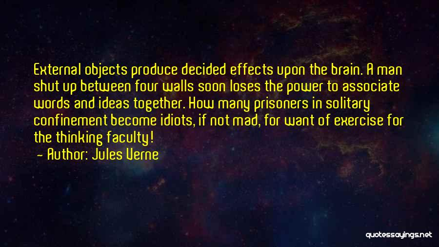 The Power Words Quotes By Jules Verne