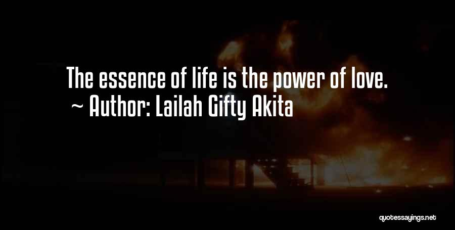The Power Words Quotes By Lailah Gifty Akita