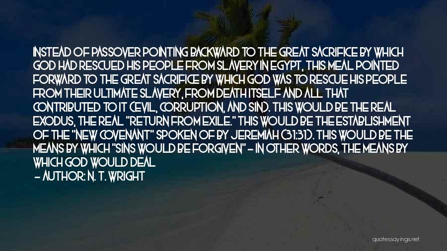 The Power Words Quotes By N. T. Wright