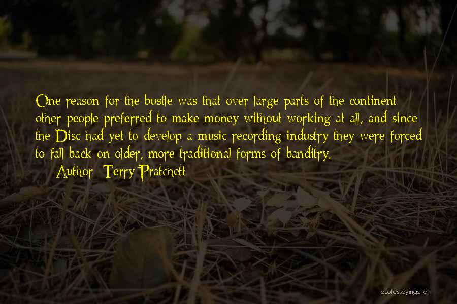The Recording Industry Quotes By Terry Pratchett