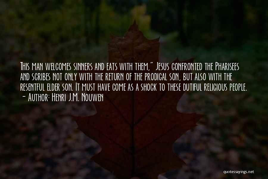 The Return Of Jesus Quotes By Henri J.M. Nouwen