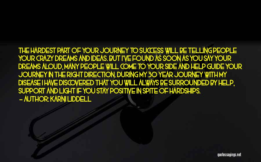 The Right Thing To Do Is The Hardest Quotes By Karni Liddell