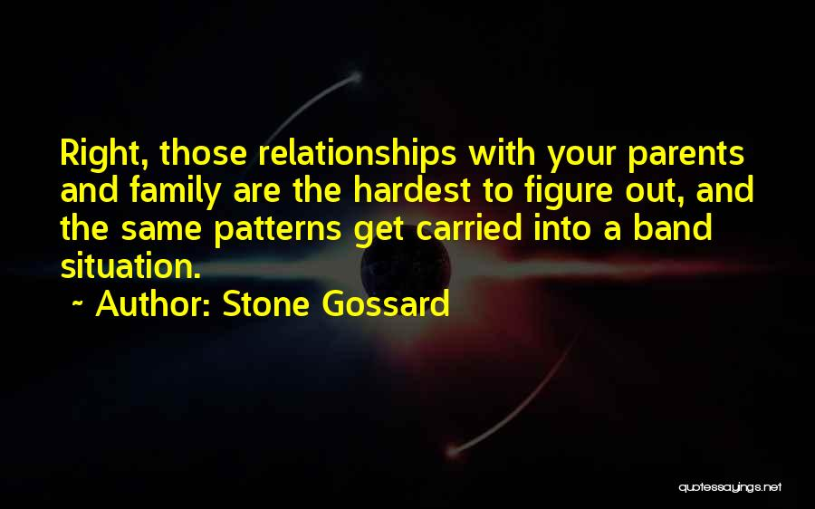 The Right Thing To Do Is The Hardest Quotes By Stone Gossard